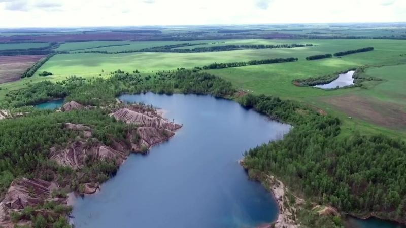 КОНДУКИ. Голубые озера. Песчаные горы. ( 720 X 1280 ).mp4