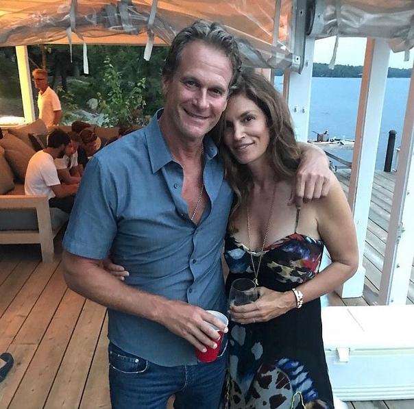 СМИ: Синди Кроуфорд собирается разводиться с мужем