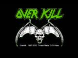 Обморок - ,,Overkill,, - Видеоклипы 1987-2012, Thrash Metal DVD Video