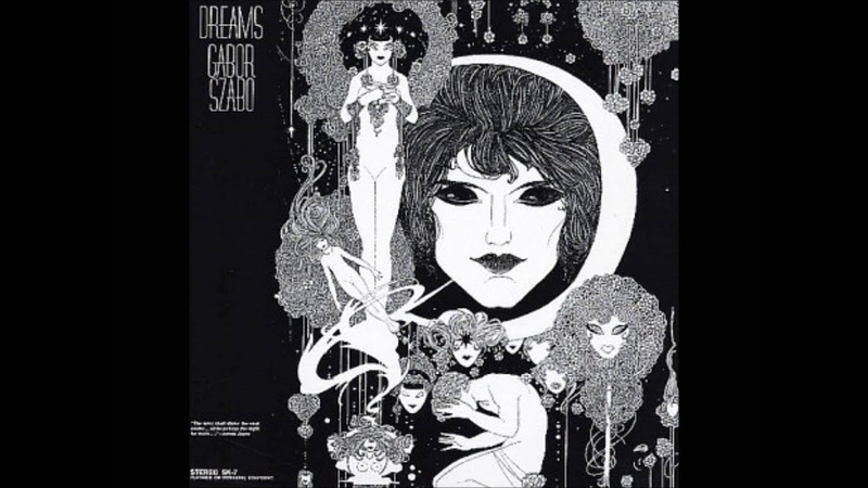 Gabor Szabo - Dreams (1968) [full album]