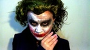 HEATH LEDGER'S THE JOKER MAKE UP TUTORIAL