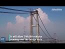 Мост-рекордсмен на юге Китая