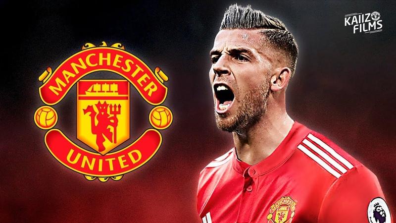 Toby Alderweireld - Manchester United Target - Best Defensive Skills Passes - 2018 | HD