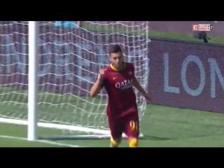 Roma vs Chievo Verona 2-2 All goals and Highlights 16/09/2018