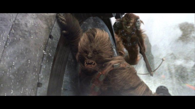 Совет Джедаев решает послать Оби-Вана на Утапау. Битва за Кашиик. HD