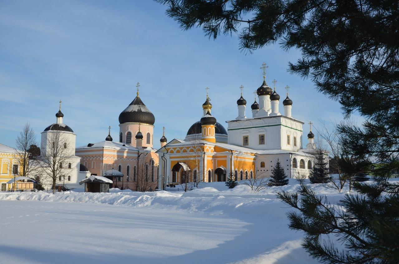 1fSCFh7wG2U Давидова пустынь монастырь в Подмосковье.