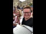 11 июля месте со звёздами футбола на Красную площадь вышли СЕРГЕЙ ВОЙТЕНКО, БАЯН МИКС и другие музыканты! 07