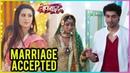 Anjana ACCEPTS Aditya And Zoya MARRIAGE | Bepannah