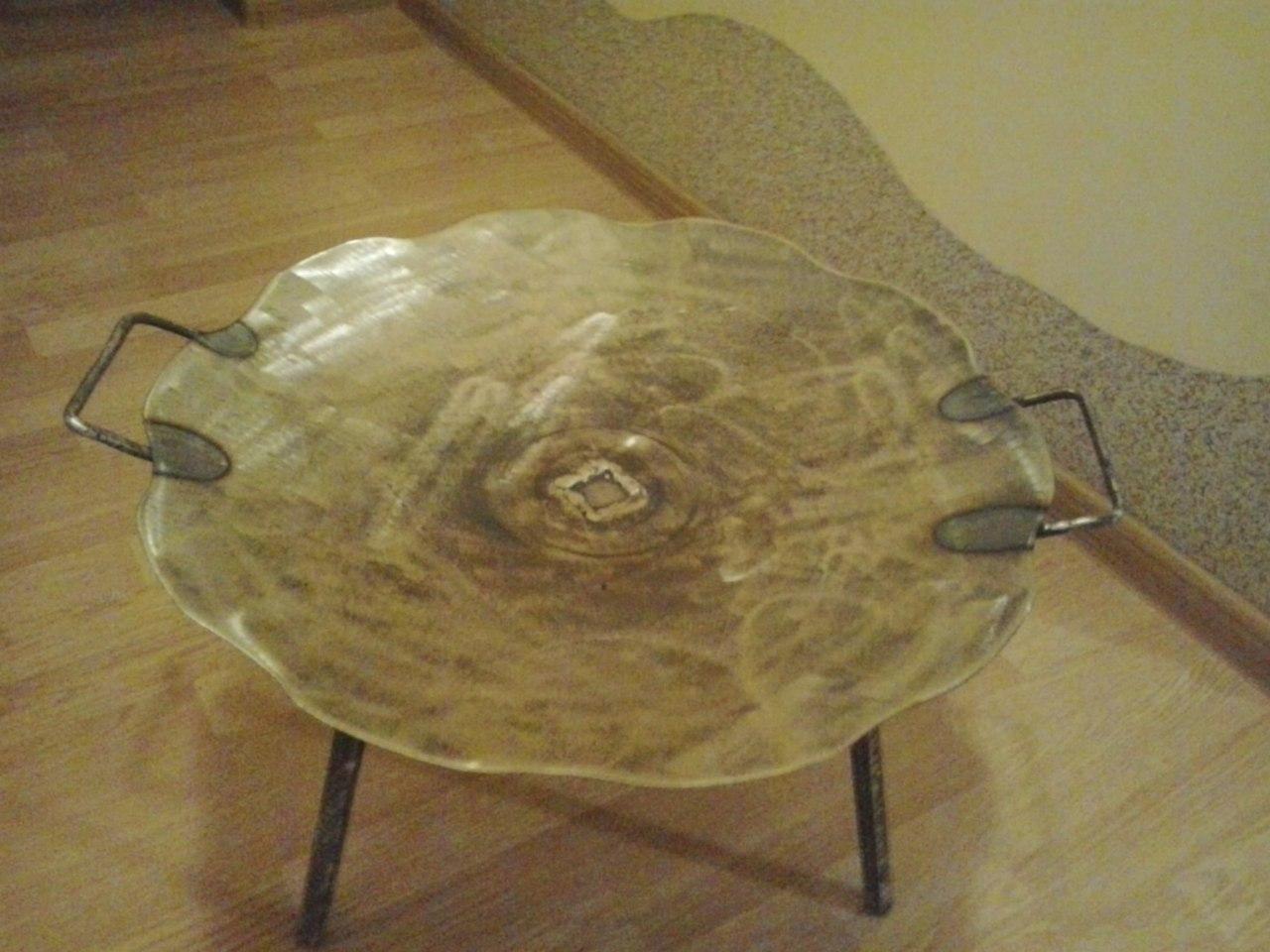 Как сделать сковороду из дисковой бороны своими