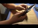 Распаковка ножа Strider SMF за 16$ и некоторые мысли....