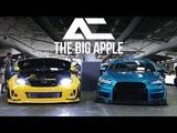 AutoCon: The Big Apple 2018   HALCYON (4K)