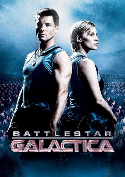 Звездный крейсер Галактика 1-4 сезон 1-20 серия LostFilm | Battlestar Galactica