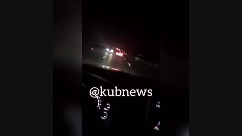 ДТП на Ростовском шоссе, 22 октября