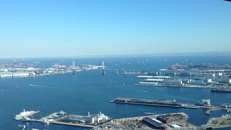 Landmark Tower панорама2