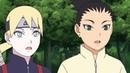 Boruto OVA 1 Боруто использует желтый расенган