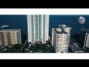 Hollywood Beach Aerial
