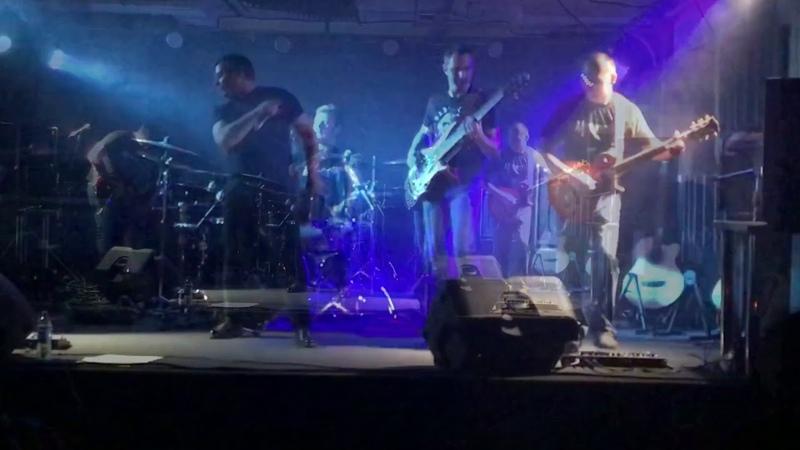 Юбилейный концерт группы Монолит