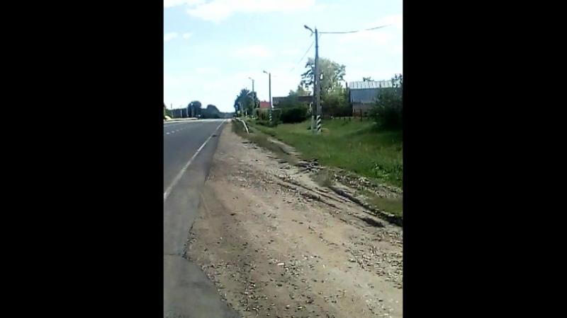 не законная видеосъёмка в селе Кадышева