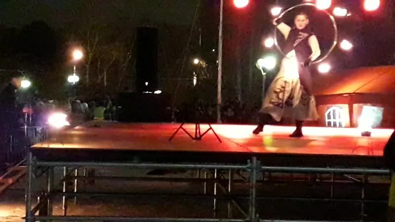Фестиваль Фаер- шоу в Перми