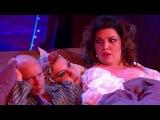 Женщина творящая Богов -  Муж и жена в постели в новогодний вечер
