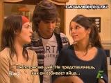 Casi Angeles Девочки изучают кулинарию(75 серия) 2 часть
