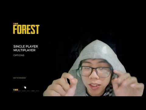 Tertangkap dan berusaha melarikan diri Horror The Forest 2