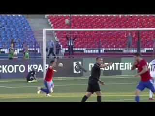 СКА - Мордовия: обидное поражение главной команды республики