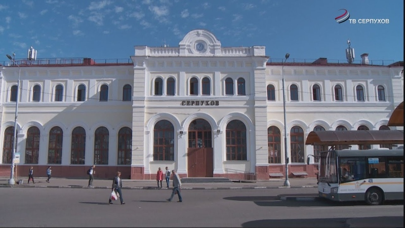 На здании вокзала установили часы с боем курантов как в Кремле