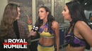 The IIconics unleash a backstage verbal tirade at Royal Rumble WWE Exclusive Jan 27 2019