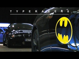 BMW E46 M3 ESS CFR 585HP & BATMAN GT-R 600HP! INSANE ACTION! 1080p HD!