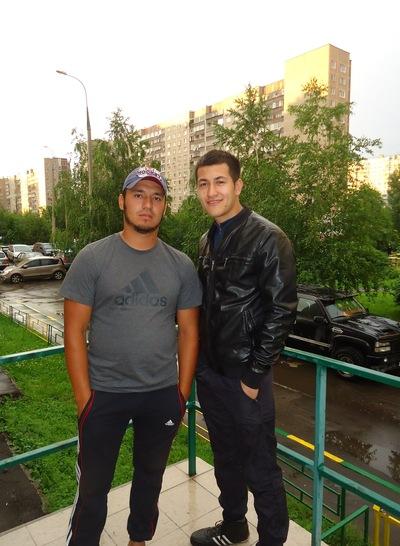 Ibrohim Dzhalilov, 6 декабря , Москва, id207561532