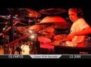 03 06 Igor Falecki solo drum clinic Grodzisk Maz 11 y old
