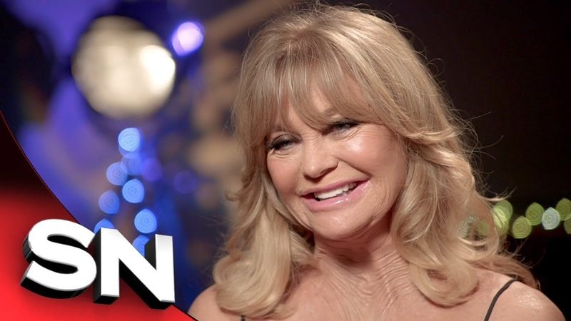Goldie Hawn Putting family before her career Sunday Night