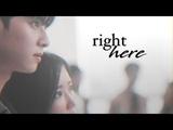 mi rae &amp kyung seok right here