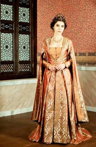 Великолепный век махидевран платья