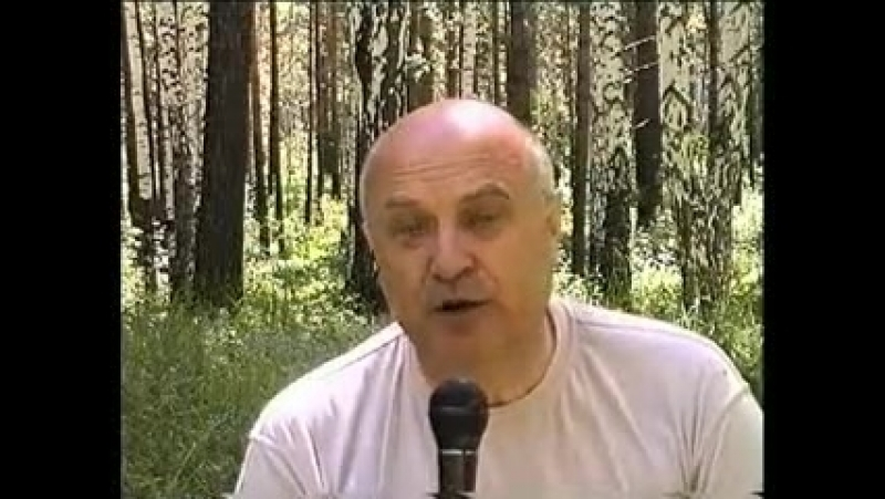 Евгений Садаков Интервью ПЕТРОВА КП 2003