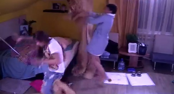 артемова и кузин драка порнушка
