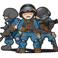 Логотип Детский Лазертаг клуб ПИФ-ПАф Великий Новгород