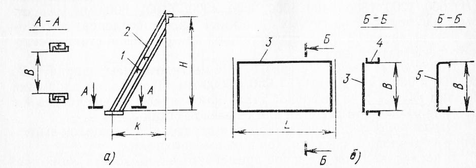 Металлические конструкции одноэтажных промышленныхзданий