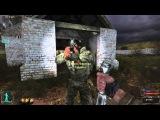 Ядерный Чейз S.T.A.L.K.E.R. Shadow of Chernobyl #8 [ СЛУЧАЙ У ДОРОГИ ]
