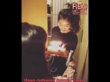 180329 Red Velvet @ Instagram redvelvet.smtown [рус. саб]