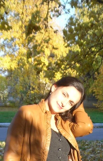 Анна Ребрик, 18 февраля , Славянск, id33306620