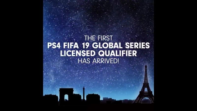 An official EA Sports FIFA 19 Global Series Qualifier, find out how you can compete for a