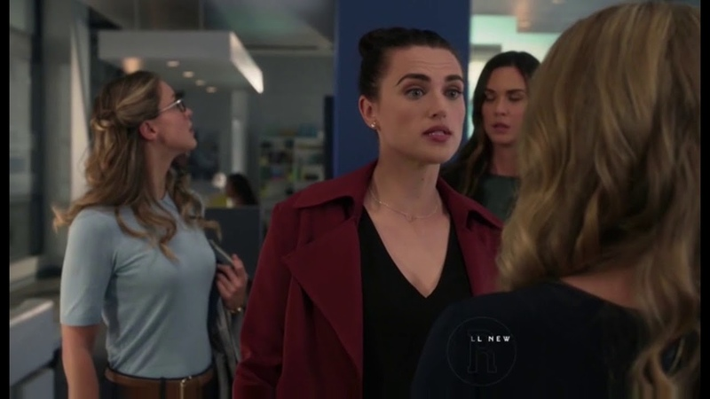 [3X05] Samantha Arias (reign) and Ruby Arias scenes Pt 1 - Supergirl