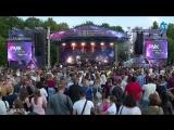 Малиновская банда выступила в Великом Новгороде в День металлурга