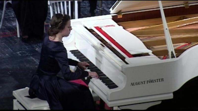 Ирина Моргулис - Моцарт. Концерт для фортепиано с оркесторм №9, Ми бемоль мажор