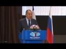 Лавров на лекции в МГИМО на пальцах объяснил, как и на что будет отвечать Россия