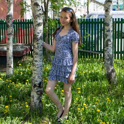 Даша Губанова, 16 февраля 1995, Сургут, id218526413