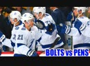 Dave Mishkin calls Lightning highlights from win over Penguins Brayden Point hat trick