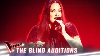 The Blind Auditions: Dezi K sings 'Royals'  | The Voice Australia 2019